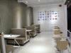 Modern Design 4 Seat Restaurant Sofa Booth