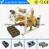 Qt40-3A Mobile Hydraulic Manual Block Making Machine