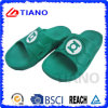 Green Fashion EVA Slipper with Cartoon Logo for Children (TNK35628)