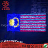 Custom Make LED Malaysia Middle East Country America Flag Light for National Day