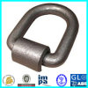 30t Forged Container Lashing D Ring with Bracket