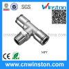 Metal Pmeumatic Push-in Fitting Wih CE