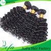 Cheap Wholesale 7A Grade Human Hair Weave Deep Curly