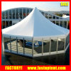 Glass Wall Hexagon Pagoda Carpas Tent for Wedding Party Event