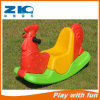 Zk027-2 Three Color Plastic Rocking Horse for Baby Manufactor
