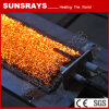 Infrared LPG Heater Metal Fiber Burner