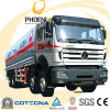 8X4 30m3 Beiben North Benz Tank Truck for Fuel Transportation