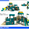 Modern Handmade Children Paradise Outdoor Playground