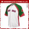 Canada USA Professional Mesh Baseball Jersey 5XL