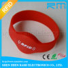 13.56MHz ISO14443A Ntag213 Chip NFC Wristband for Events