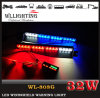 Puple Sucker Mount LED Deck Dash Police Warning Lights