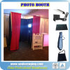 Pipe and Drape Photo Booth Kiosk/Standard Exhibition Booth