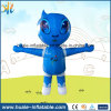 Oxford Cloth Customized Toy Inflatable Moving Cartoon for Advertising Event