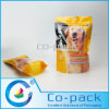 Stand up Plastic Bag for Dog Food Packaging