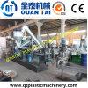 Force Feed Plastic Granulator Line Plastic Recycling Machine