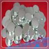 High Quality NdFeB Disc Magnet with Nickel Plating