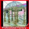 Roman Style Carving Marble Gazebo