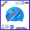 2015 Waterproof Promtion Silicone Swim Cap