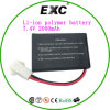 2016 Hot Sales Li-Polymer Battery 7.4V 2000mAh