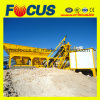 25m3/H Small Mobile Concrete Mixing Plant, Movable Concrete Batching Plant