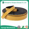 Resist UV Fireproof Damp Noise Self Adhesive Sponge Rubber Seal Foam