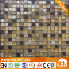 Project, Whole Sale, 15X15mm Resin Mould and Convex Glass Mosaic (M815053)