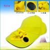 New Design Summer Hat Solar Powered Fan Cap