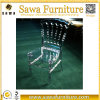 Plastic Wholesale Resin Acrylic Crystal Transparent Napoleon Chair