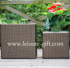 Fo-9406 Square Rattan Planter for Decorate