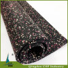 Indoor Use Elastic Rubber Floor Mat with Colorful EPDM Speckles