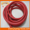 Ribbed Single Braided Red Welding Hose Air Hose