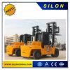 Hydraulic Transmisson Diesel Engine 12t Forklift Truck (Cpcd120)