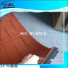 Outdoor Rubber Flooring with Ce Certificated