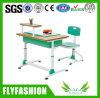 Hot Sale New Design Single School Desk and Chair (SF-16S)