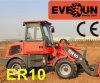 Everun CE Certificierte Mini Radlader Mit 1.0 Ton Hubkraft