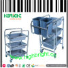 High Quality Stainless Steel Restaurant Cart
