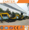 Hot Salesct45-7b (4.5T) Earthmoving Backhoe Mini Digger