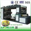 4 Colour Stack Type Non Woven Fabic Flexo Printing Machine
