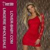 Women Red New Plus Size Dress (L2502-2)