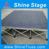 Anti-Slip Carpet Spider Stage, Aluminum Pop up Stage, Lighting Stage