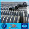 Large HDPE Steel Strip Reinforced Polyethylene plastic Corrugated Pipe