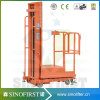 Automatic Welding Machine Mobile Vertical Man Welding Lift Machine