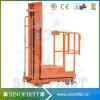 Automatic Welding Machine Mobile Vertical Man Welding Lift Machine