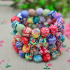 Fashion Pottery Ceramic Beads Jewelry Bracelet B012