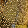 Decorative Metal Ring Curtain