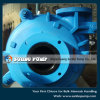 High Quality Rubber Lined Heavy Duty Slurry Pump