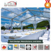 250 People Wedding Marquee Tents with Clear Roof Cover and Sidewalls