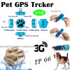 Waterproof IP66 3G Pet GPS Tracking Device (V40)