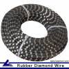 Stone Quarry Diamond Wire Rope for Reinforcement Concrete (CDW-KT105)