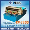 Sinocolor Tp-1100 Direct to Garment Printer, for Fabric Printing